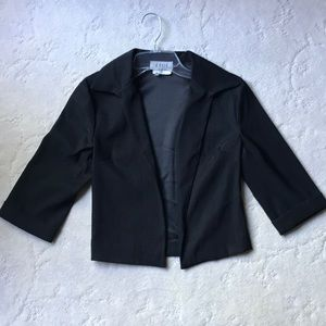 Juniors Black Blazer Jacket, NWOT